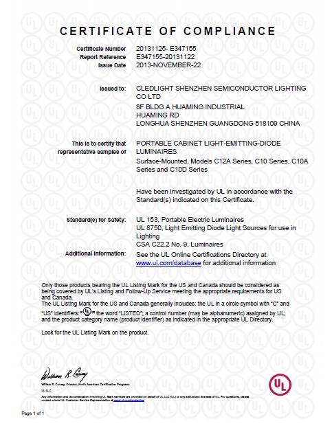 Ul Certificates Online Directory - Best Design Sertificate 2018